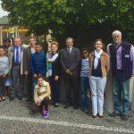 Partnerschaft Epinay Opferdenkmal Oberursel