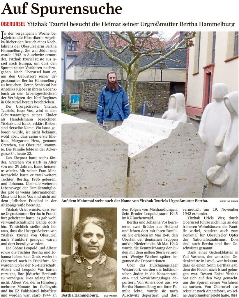 Quelle: Frankfurter Rundschau, 21. März 2016