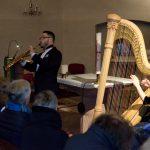 Jerusalem Duo Hospitalkirche Oberursel 2019-11-10 Foto: Uwe Seemann